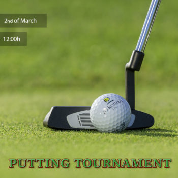Torneo Putting 2 Marzo