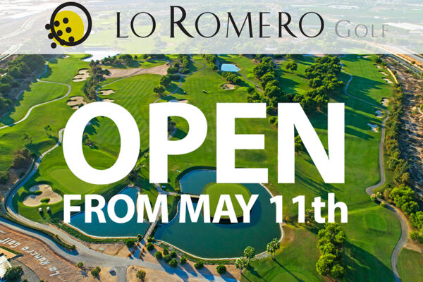 Lo Romero Golf REopen
